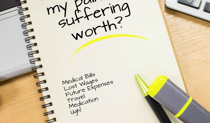 Seeking Compensation: How Insurance Companies Calculate the Damages for Pain and Suffering
