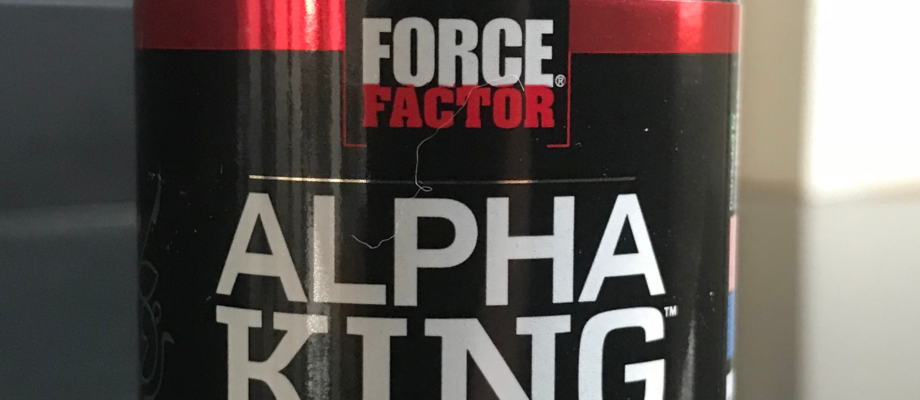 Alpha King Supplement Review: Best All Around Supplement for Guys