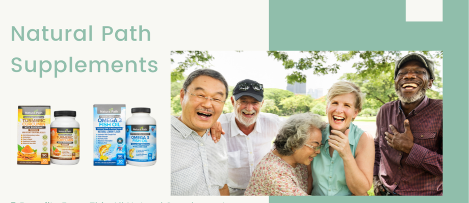 Natural Path: 5 Benefits From This All Natural Supplement