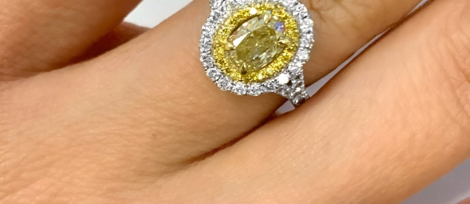 What are Yellow Diamonds and What do They Mean?