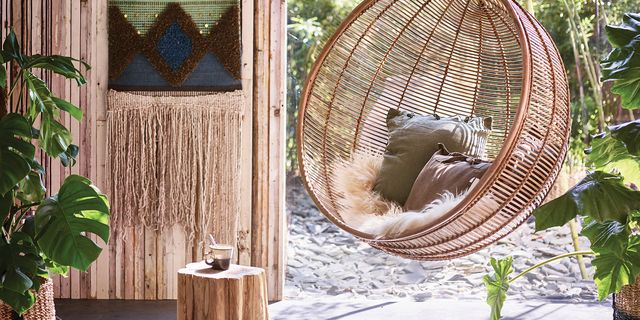 Zen Master: How a hanging chair could improve your meditation