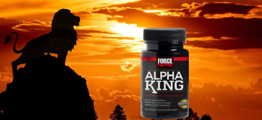 DOES ALPHA KING REALLY WORK?: OUR [SURPRISING] SUPPLEMENT REVIEW